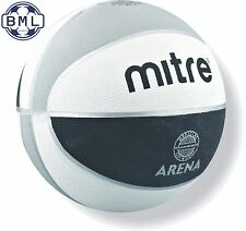 10 x MITRE ARENA BASKETBALLS - TRAINING BALLS - Sizes 3 to 7 available