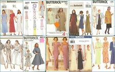 OOP Butterick Sewing Pattern Misses Dress Plus Size 20 22  24 You Pick