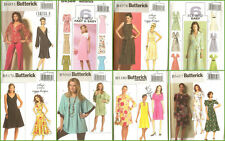 OOP Butterick Sewing Pattern Misses Dress Plus Size 16 18 20 22 You Pick