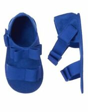NWT Gymboree Blue Collection Blue Crib Sandals Shoes Baby Girl 4