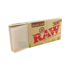 RAW 300s Organic Rolling Papers 1.25 - 300 Papers Per Pack - Multi Listings