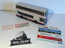1/76TH SCALE CODE 3 FIRST BUS LEARNER DRIVER / BUS ADVERT PROJECT - UNBOXED LOOK