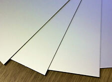 Aluminium Anodised Sheet All 1mm Thick **Cut to your exact sizes**