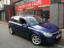 2004 (54) VAUXHALL ASTRA 1.6 SXI 16V TWINPORT 5DR Manual