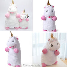 KidLarge Toy Despicable Me Agnes Fluffy Unicorn Soft Plush toy Pillow Xmas Gifts