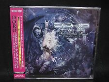 DORO Strong And Proud JAPAN CD Warlock Savatage Iron Maiden UDO Metal Queen !