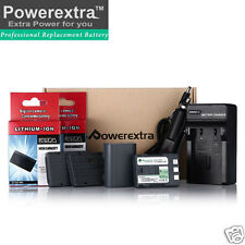 Charger or NB-2LH Battery for Canon PowerShot S70 S80 DC310 DC420 ZR850