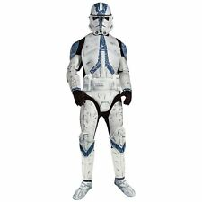 STAR WARS CLONE TROOPER KIT Adult Men's Deluxe Halloween Costume XL