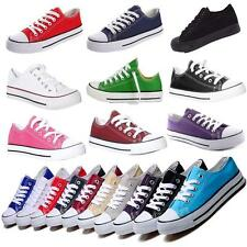 Classic Low Top shoes Mens Womens Chuck Taylor casual Canvas Sneakers