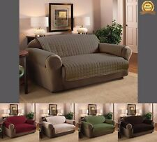 Luxury Quilted Sofa Pet Furniture Protector Cover