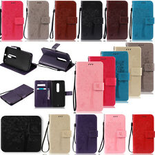 -YPKT Embossing Leather Wallet Case Cover For Motorola Moto G2 /Z Droid X Style