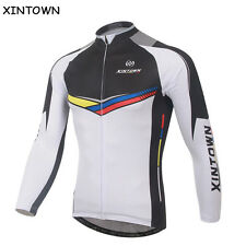 2016 New Cycling Wear Bike Long Sleeve Jersey Riding Team Bicycle Clothing Men