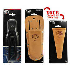 FELCO CDO Commando Barb Wire Cutter with Choice of Holster (910 or 912)