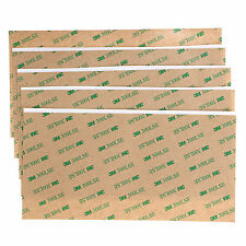 "HOT 3M 300LSE Double Sided Adhesive Tape Sheet Sticky Glue 4*8"" Craft Suppliy"