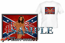 DAISY Dukes of Hazzard T-Shirt (General Lee)