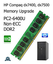 2GB DDR2 Memory Upgrade For HP Compaq dx7500 Microtower (Non-ECC | PC2-6400U)