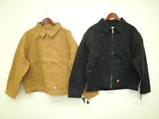 NWT -MEN'S XL  DICKIES LIGHTWEIGHT SANDED DUCK JACKET - STYLE #TJ450 - $27.95