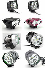 CREE T6 LED Bicycle Cycling Bike Light Lamp Headlight Headlamp Torch Flashlight