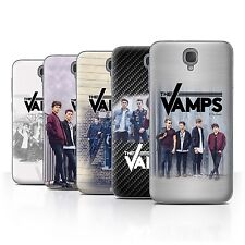 Official The Vamps Case/Cover for Alcatel Idol 2 /The Vamps Photoshoot