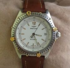 Breitling - Antares 81970 -Two Tone Steel & Gold - Mens Automatic Watch 38mm