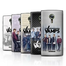 Official The Vamps Case/Cover for Alcatel Flash 2 /The Vamps Photoshoot