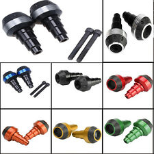 Motorcycle CNC Engine Cover Frame Sliders Crash Protector For Suzuki Kawasaki