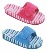 NEW WOMENS LADIES GROSBY - BRITT SLIPPERS FLATS SUEDE SLIP ON FLAT SHOES SHOE