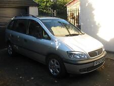 Vauxhall/Opel Zafira 2.0DTi  Elegance spares or repair clutch gone