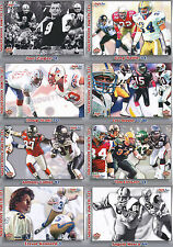 2015 Jogo CFL Alumni Series 9 (#162-181) Limited Print Run of 170 Sets Made