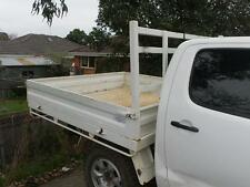 TOYOTA HILUX UTE BACK TRAY BACK, STEEL, DUAL CAB 80 81 82 83 84 85 86 87 88 89 9