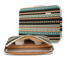 "Bohemian 11""13""14""15""15.6"" Laptop Sleeve Pouch Bag Notebook Cover For Asus Dell"