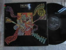 "THE WHO A QUICK ONE DOUBLE LP VINYL RECORD 12"" GATEFOLD ON TRACK"