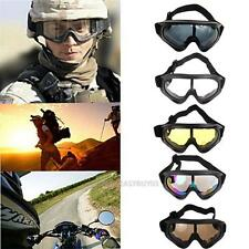 Dustproof Sunglasses Snowboard Motorcycle Cycling Ski Goggles Lens Frame Gl r#H3