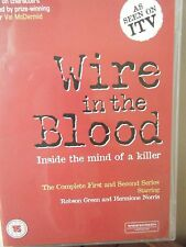 Wire In The Blood - Series 1 And 2 (DVD, 5-Disc Set)
