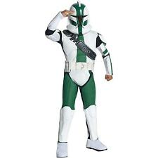 Star Wars The Clone Wars Commander Gree Armor Stormtrooper Halloween Costume