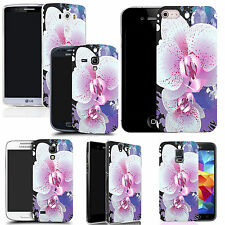 motif case cover for various Popular Mobile phones - elegant petal