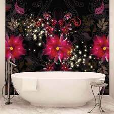 WALL MURAL PHOTO WALLPAPER XXL Flowers Abstract (2238WS)