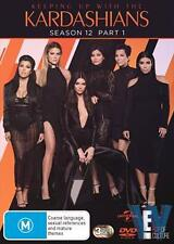 Keeping Up With The Kardashians: Season 12 - Part 1 = NEW DVD R4