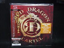 RED DRAGON CARTEL ST + 2 JAPAN SHM Mini LP Tour Edition CD Ozzy Osbourne C.Trick
