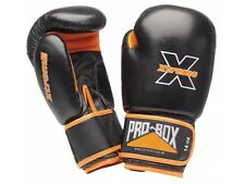 Pro Box Xtreme Leather / PU Sparring Gloves - Boxing / MMA / Martial Arts