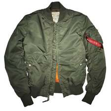 Alpha Industries Alpha MA-1 VF59 Womens Flight Jacket