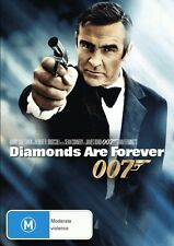 Diamonds Are Forever (007) = NEW DVD R4