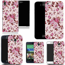 pictoral case cover for most Popular Mobile phones - traditional floral
