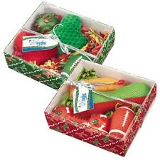 Grriggles Holiday Dog Gift Sets - Squeaky Toys, Squeaky Balls - FREE Shipping!