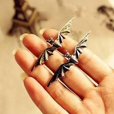New Arrival ! Rock Punk Adjustable Vampire Animal Bat Wing Double Fingers Ring