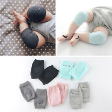 New Baby Infant Toddler Kids Anti-slip Safety Crawling Elbow Cushion Knee Pad