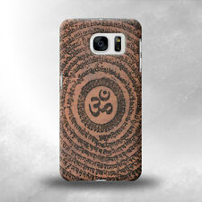 S2874 Om Symbol Tattoo Case For Samsung Galaxy S Note