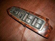 01-02 #Acura #MDX Driver Side Master Power Window Switch Control Woodgrain