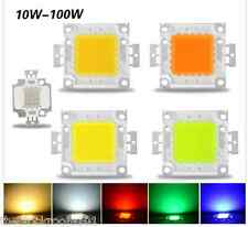 Hot 10/20/30/50/100W Bright Integrated SMD LED Chip High Power Bulb Floodlight