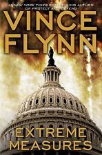 The Mitch Rapp: Extreme Measures 9 by Vince Flynn (2008, Hardcover)